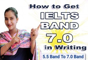 Use formal words to get 7 plus score in writing | How to get IELTS Band 8.0