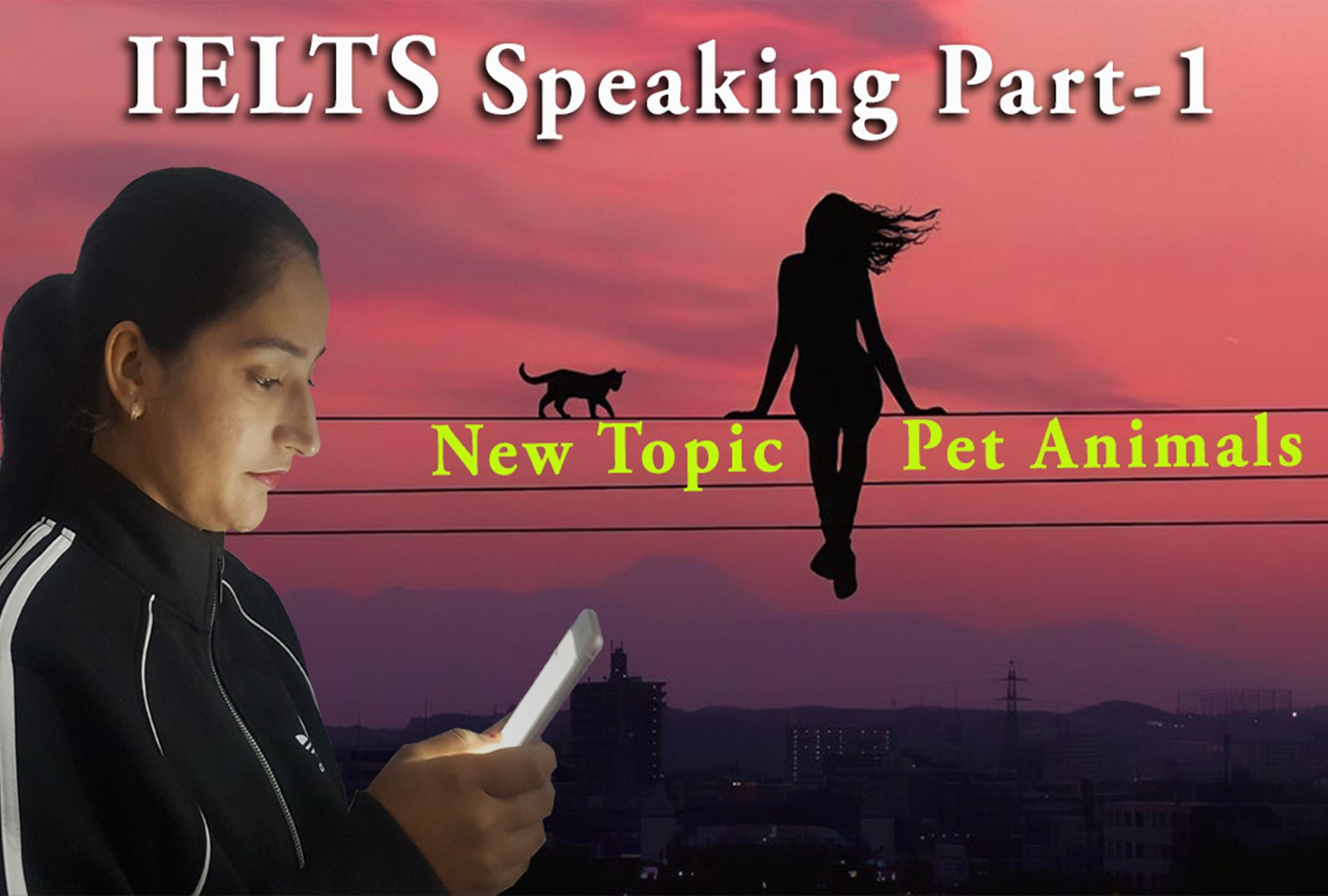 IELTS speaking part 1 | Pets and animals Intro questions | New Topic 2021